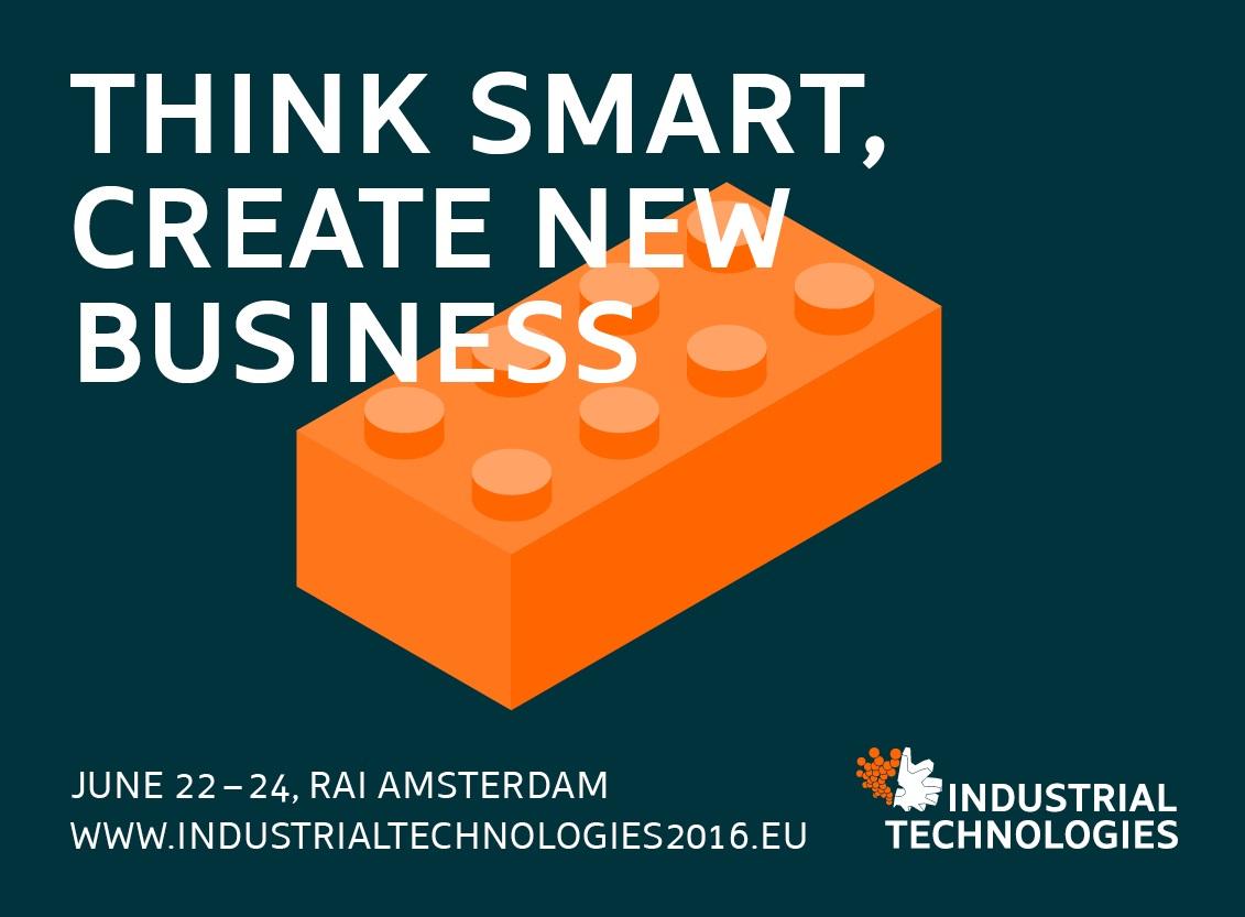 RoSF neemt deel aan EU Event Industrial Technologies
