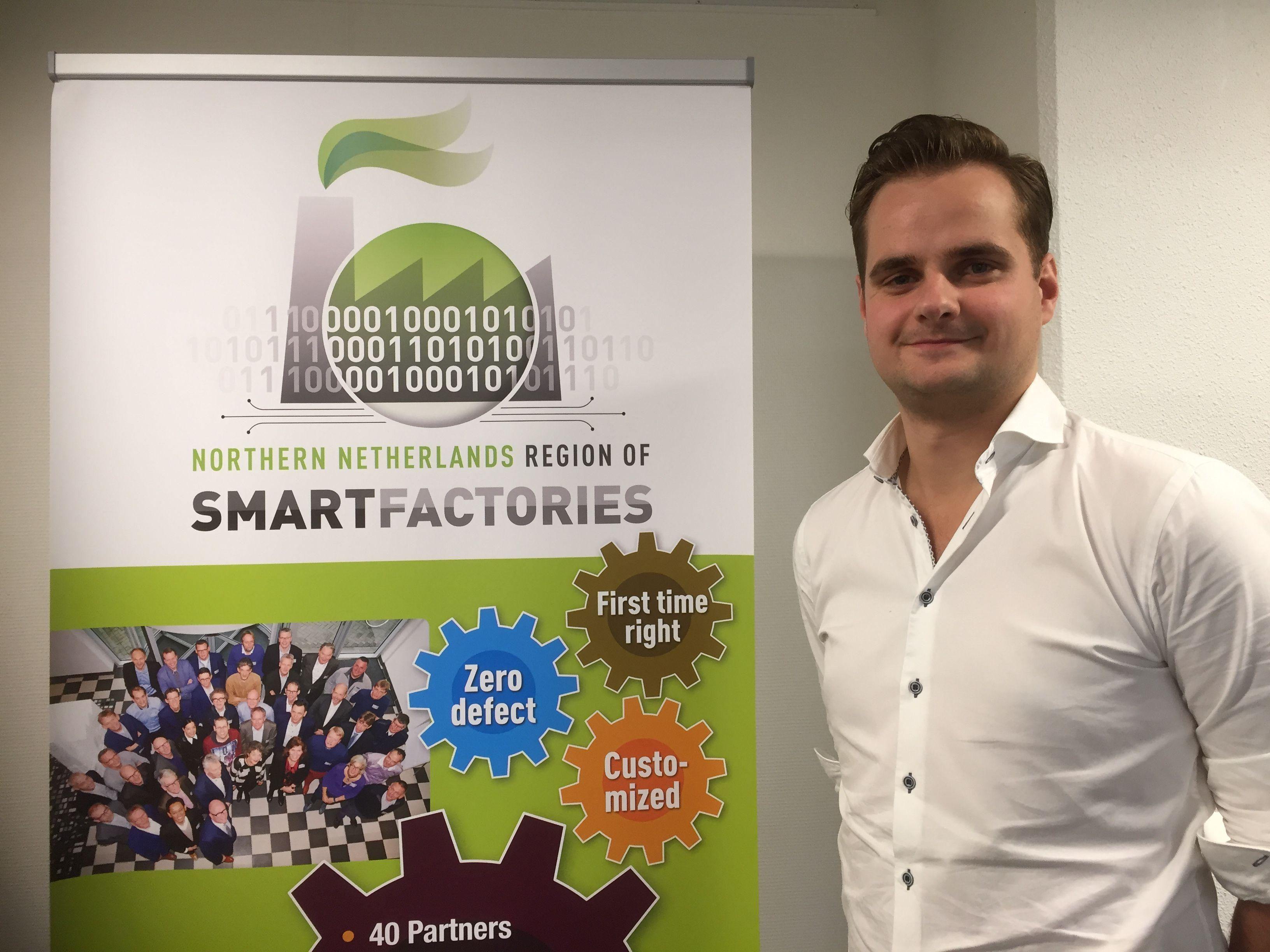 Hoe verkoop je Smart Factory solutions?