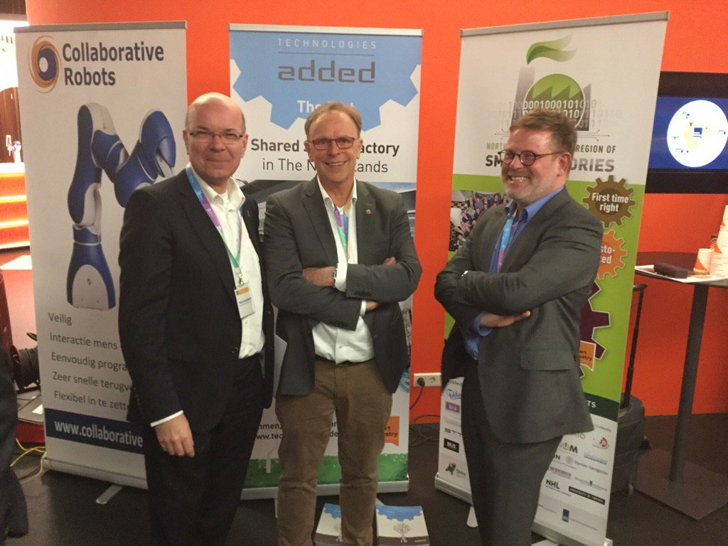 RoSF op nationale Smart Industry event