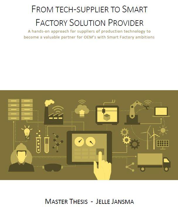 Stagiair Jelle Jansma: Zó verkoop je Smart Factory Solutions!