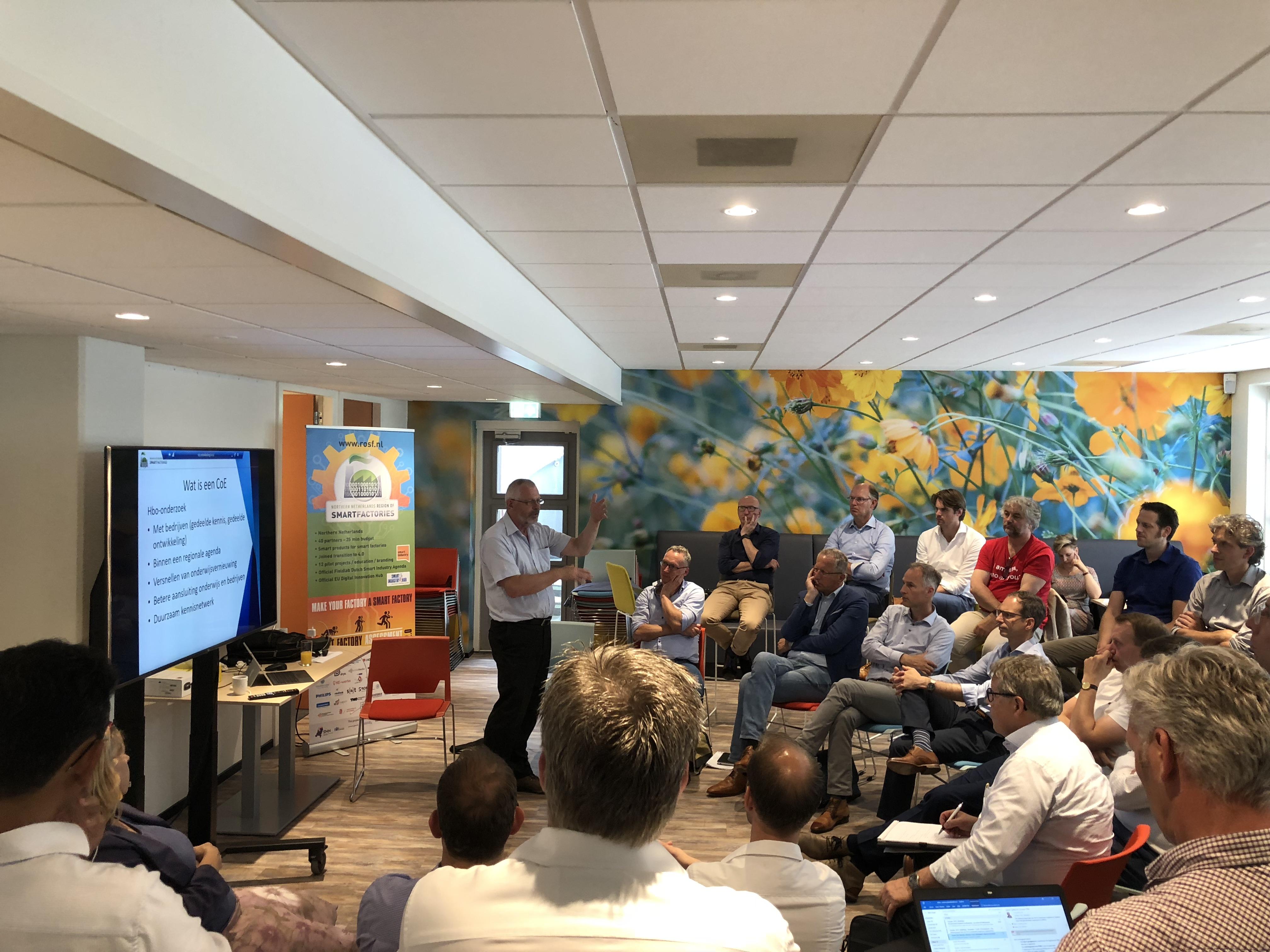 Vierde Partnerdag over ambities Technologie-leveranciers