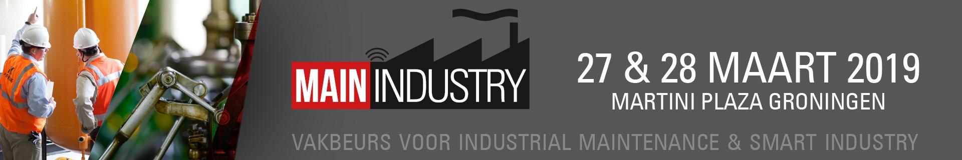 RoSF verzorgt openingscongres op vakbeurs Main Industry