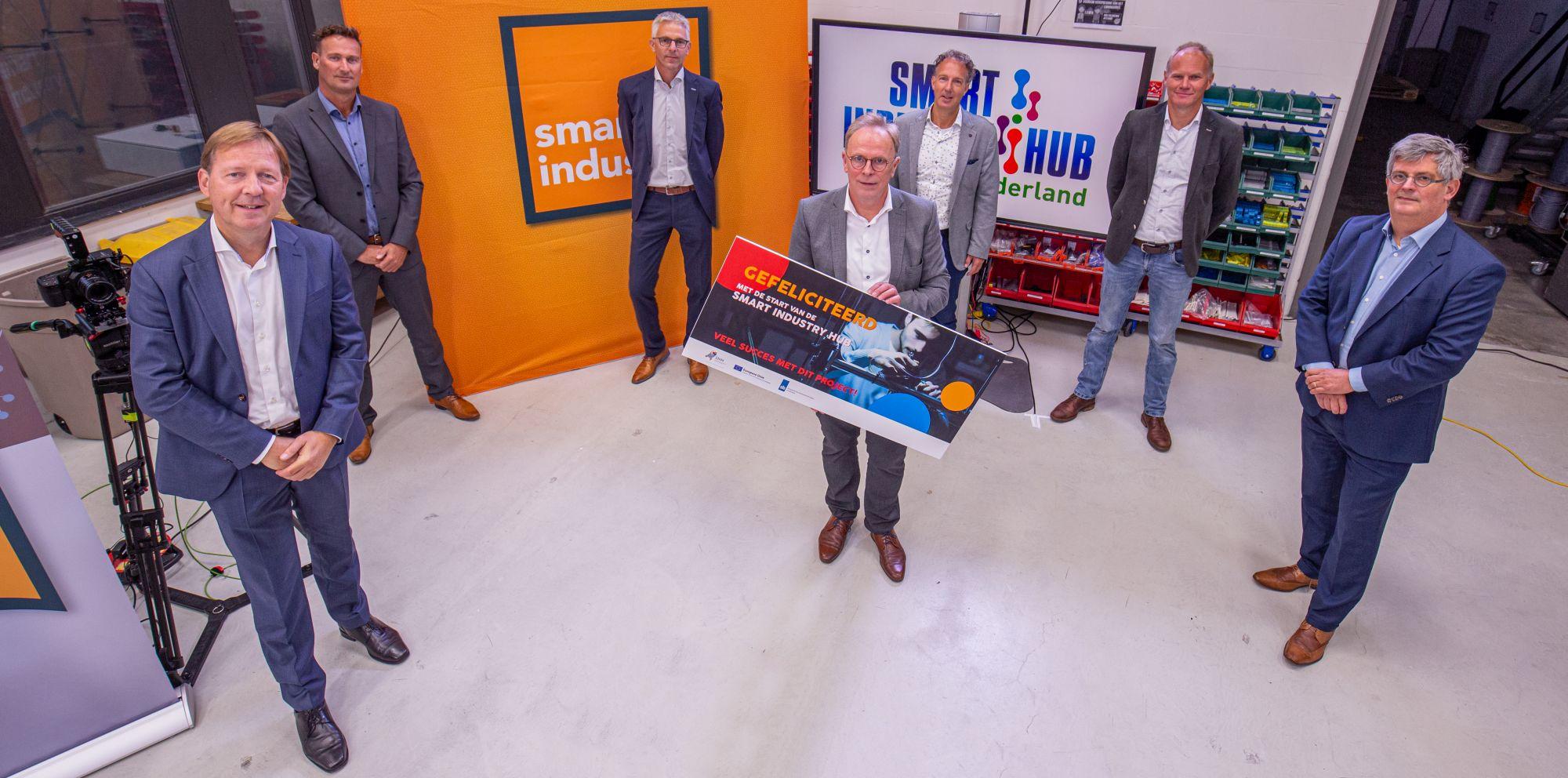 RoSF gaat verder als Smart Industry Hub Noord
